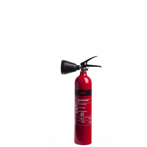2 kg CO² brandblusser prijs incl. btw